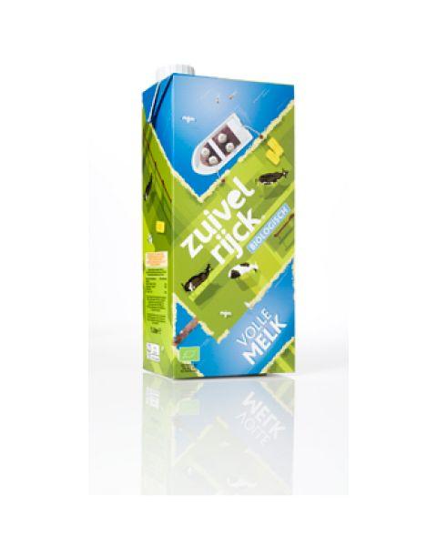 Zuivelrijck biologische volle melk