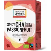Fair Trade Original thee Chai met Vanille en Passievrucht